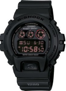 Casio G-Shock Military Mens Watch DW6900MS-1 (G-shock Military Watch)