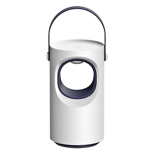 Elektronische Moskito-Mörder-Lampe 3. Gen, USB-Energie-Moskito-Falle Multi-Band unterschiedlich,