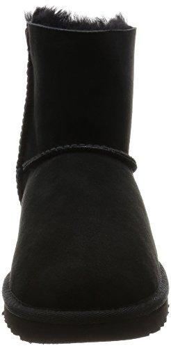 Bootss Ugg Naveah Chestnut Schwarz
