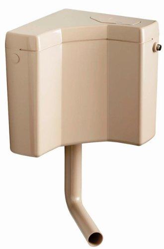 Preisvergleich Produktbild Wisa Aufputz Eckspülkasten 770 in beige