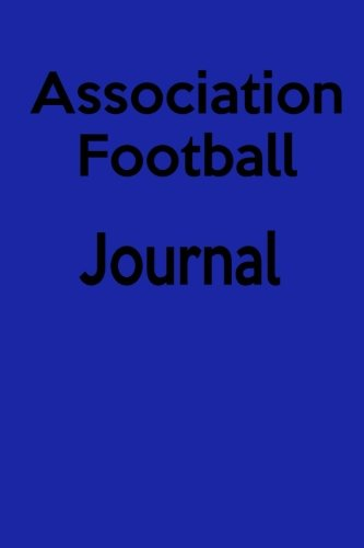 Association Football Journal (Flag Football Red)
