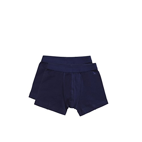 Ten Cate Jungen Boxershorts Retro-Shorts BASIC - Baumwoll-Mix - tiefblau - Größe 110/116 (TC-30036-984-116) - Baby-jungen-boxer-shorts