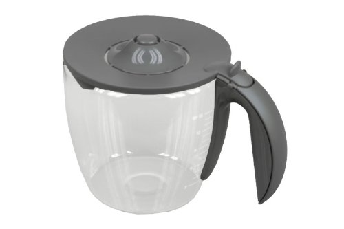Bosch 647067 00647067 ORIGINAL Kaffeekanne Glaskanne Krug 15 Tassen Grau z.T. Private Collection...