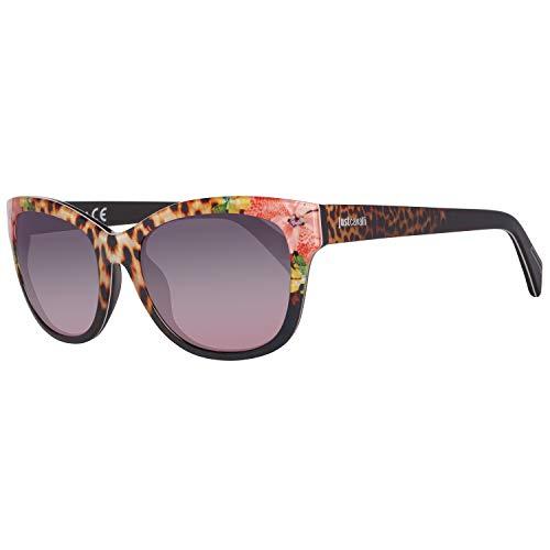 Just Cavalli Damen JC718S 47Z 55 Sonnenbrille, Mehrfarbig