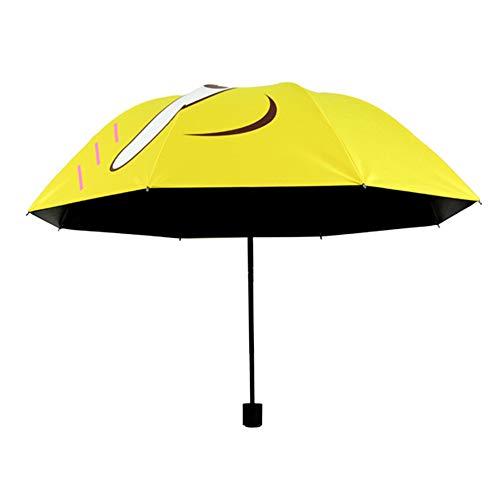 HoSayLike Paraguas Impermeable Prueba Viento Lluvia