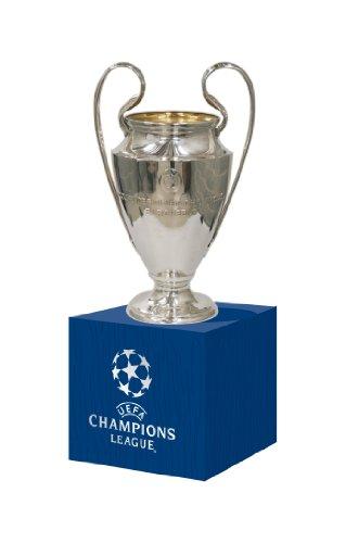 Unbekannt UEFA Champions League Replica Trophy On Podium-45mm-tamaño...
