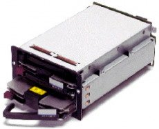 HP 244059-B21 2-Bay Hot-Plug SCSI Ultra2/Ultra3 Drive Cage SCSI-Kabel (Ultra2-scsi)
