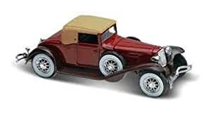 CORD L29 COUPE 1929 SOLIDO 1/43 VOITURE MINIATURE COLLECTION CARCOLLECTOR