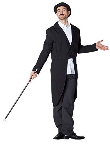 Deiters Frack Kavalier Herren - Chaplin Kostüm