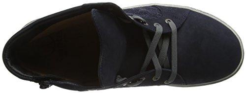 Ganter - Helena, Weite H, Scarpe da ginnastica Donna Blu (Blau (navy 3100))