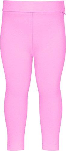 Playshoes Mädchen Legging Baby verschiedene Farben, Gr. 74 (Herstellergröße: 74/80), Rosa (rose 14)
