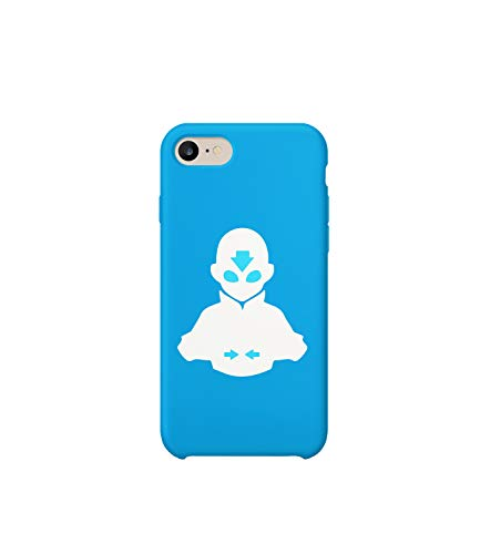Avatar Sokka The Last Airbender Silhouette_A0139 Case Handyhülle Hülle for Samsung S10 Plus Protective Protection Drop Proof Case Handyhülle Hülle Cover Compatible with Samsung S10+ Plus