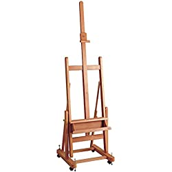 Mabef Artists Easel - Convertible Studio Easel (up to 28 days delivery)