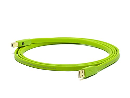 Neo NEOUSBB5M d+ USB Class B Kabel 5 m grün Business Series Terminal