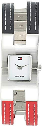 Tommy Hilfiger Analog White Dial Women's Watch-NATH1780068