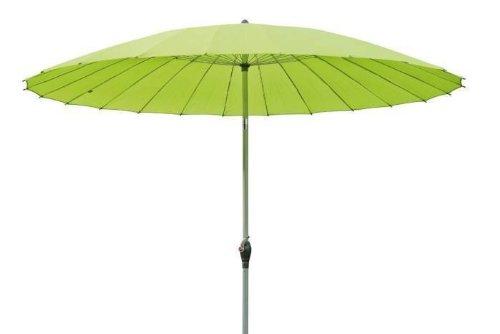 Derby Shanghai II 270 – Hochwertiger Alu Sonnenschirm ideal für den Garten – Witterungsbeständig – ca. 270 cm