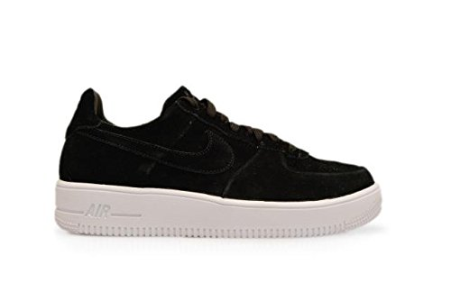 Nike Air Force 1 Ultraforce, Zapatillas de Deporte para Hombre, Negro (Black / Black-White), 42 1/2 EU
