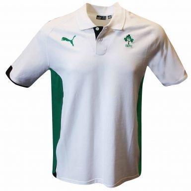 Irland IRFU Rugby Polo Shirt, Unisex - Irland Rugby-shirt