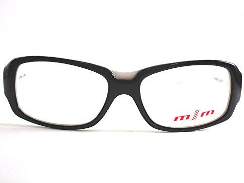 Occhiale da vista donna alain mikli mod.m0639 col.01 nero / bianco