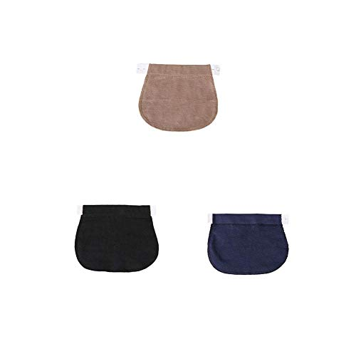 0aa1bc30cd49 Extension pantalon grossesse femme, extension ceinture pantalon grossesse,  Pantalon Élastique Extension de Taille de