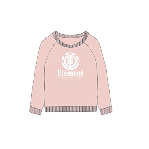 Element Verticalli W Sudadera rose quartz