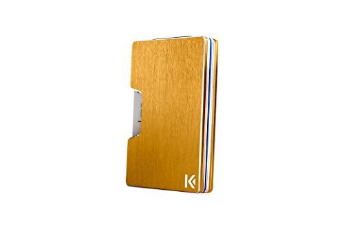 ¿Por qué KARCAJ? Gracias a un innovador diseño disponible en una amplia gama de colores, nuestra cartera se posiciona como una de las mejores opciones dentro de su categoría. Minimalista, práctica y original, KARCAJ llegará a tu bolsillo para quedars...