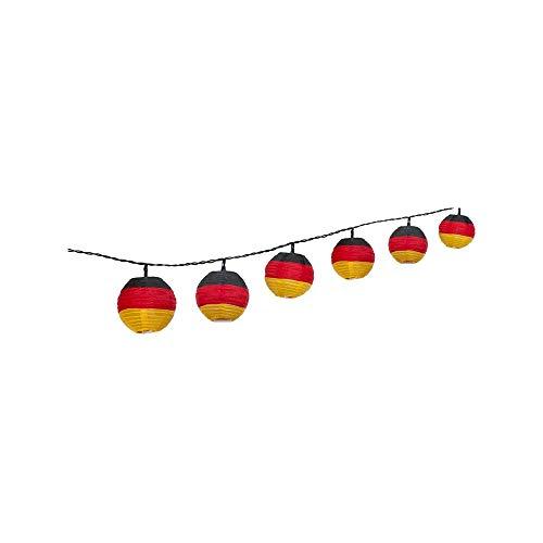 Goobay 55605 LED Lichterkette, Deutschland, Batteriebetrieben,  Box, Warm-Weiß