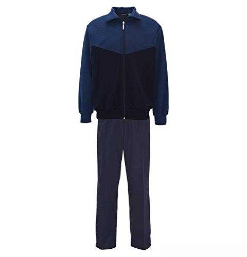 Schneider Sportswear Mujer Traje Julie, mujer, Anzug Julie, Cranberry/Dunkelblau, 46 amazon el-negro Algodón