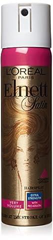L'Oreal Elnett Very Volume Extra Strength Hairspray 75ml
