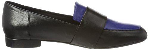 Oxitaly Ladies Gemma 05 Slippers Black (nero)