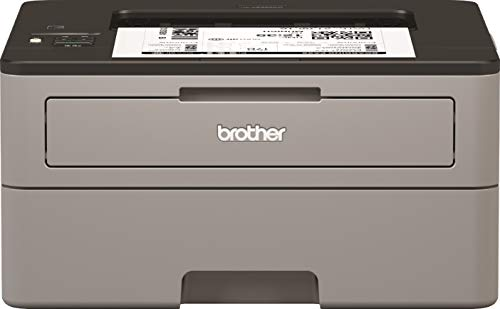 Brother HLL2350DW - Impresora láser monocromo con Wifi y dúplex (30 ppm, USB 2.0, Wifi Direct,...