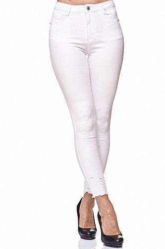 Elara -  Pantaloni  - Donna Bianco