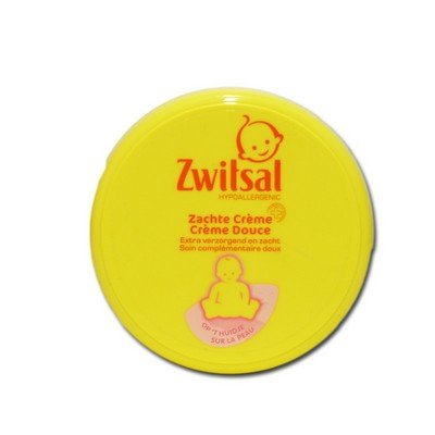 Zwitsal Zachte Creme - Soft Creme - 200ml