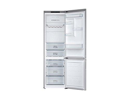 Samsung RB37J502MSA/EF Independiente 365L A+++ Acero inoxidable nevera y congelador - Frigorífico...