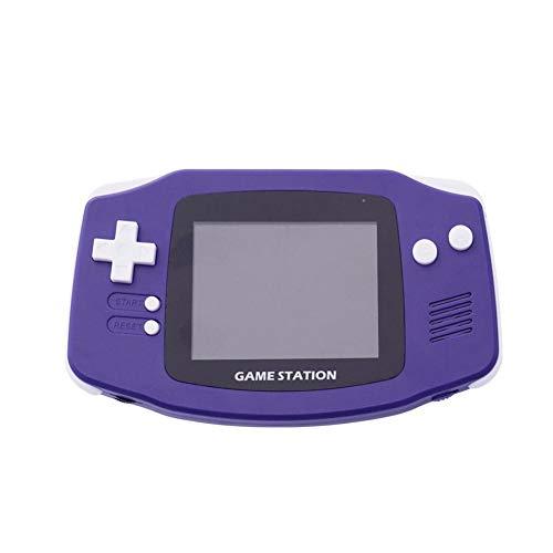 Falliabck 256MB Handheld Spielkonsole Retro Tragbare HD Klassische Spiele spielkonsolen Elektronik Spielzeug für Kinder Blau