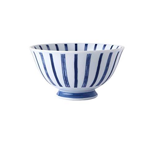 Unbekannt Porzellansuppenschüssel/Müslischale, Müslischale aus Keramikschale 1Satz2Stück