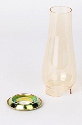 CAMPINGAZ Ersatzglas und Diffusor für Gaslampe Ambience