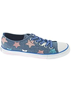 Zapatilla Lulu Skyblue Low Azul