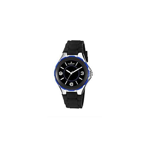 Radiant Reloj analogico para Mujer de Cuarzo con Correa en Caucho RA163608
