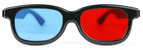 DOMO nHance CM230B Anaglyph Passive Cyan and Magenta 3D Video Glasses  available at amazon for Rs.229