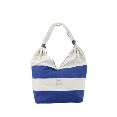 &ZHOU femminile borsa di tela borsa a tracolla grande capacità zaino Messenger Messenger bag di svago di modo 15 * 14.5 * 30cm , orange Blue