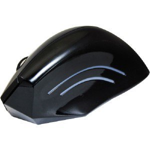 Adesso iMouse E20imousetm E202,4GHz RF Kabellos Vertical ergonomische Laser Maus
