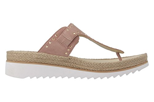 Gabor Fashion Damenschuhe 43.721 Damen Pantoletten Sandale Antikrosa
