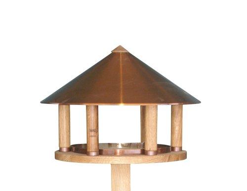 Handgefertigte Eichen Möbel (Bird 120510Kopenhagen Vogelhaus-Eiche)