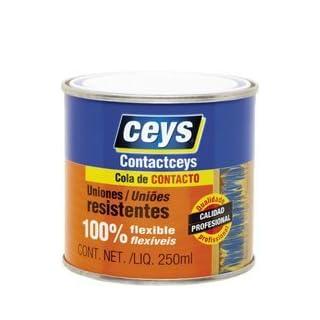 Cola Kontakt-1/4L.–Ein Viertel-Liter contactceys für flexible und langlebige–250ml Flasche. Walflosse Auswirkungen Allzweck–Garantie Ceys