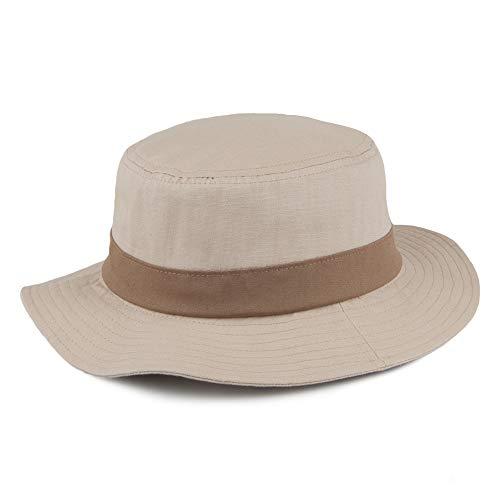 Imagen de jaxon & james sombrero de pescador gonzo kaki