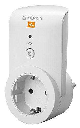 Preisvergleich Produktbild GAO G-Homa mit Energiekosten Messfunktion, 1 Stück, EMW302WF-CTL