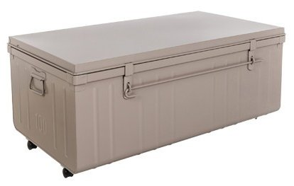 Table basse Habitat - Coloris : Taupe