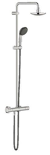 Grohe Vitalio Start 160 – Sistema de ducha, termostato (9,5 l)
