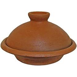 Tajín marroquí Sahara color diámetro 25 cm